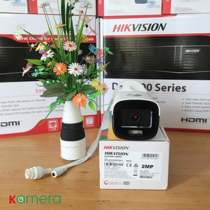 CAMERA IP HIKVISION DS-2CD1027G0-L