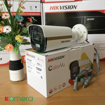 BỘ 5 CAMERA HIKVISION COLORVU 2.0MP