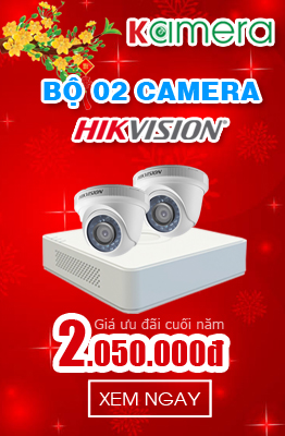 COMBO 4 CAMERA HIKVISION