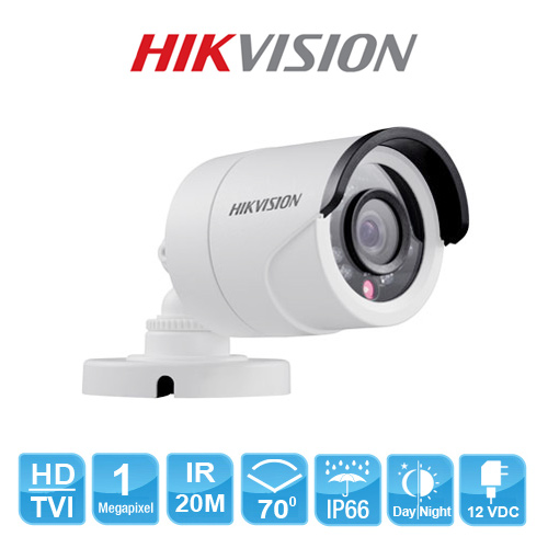 CAMERA HIKVISION DS-2CE16C0T-IR