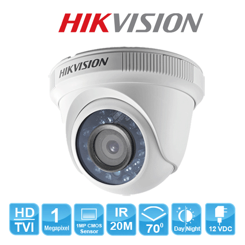 CAMERA HIKVISION DS-2CE56C0T-IR