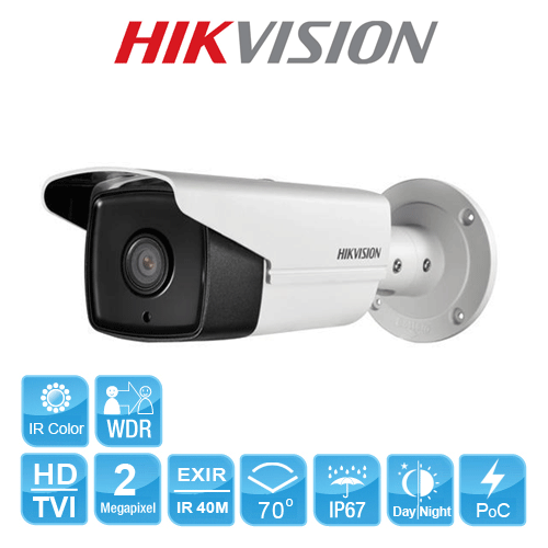 CAMERA HIKVISION DS-2CE16D8T-IT3E