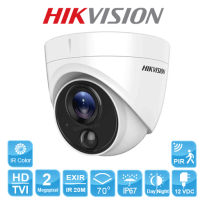 CAMERA HKIVISION DS-2CE71D8T-PIRL