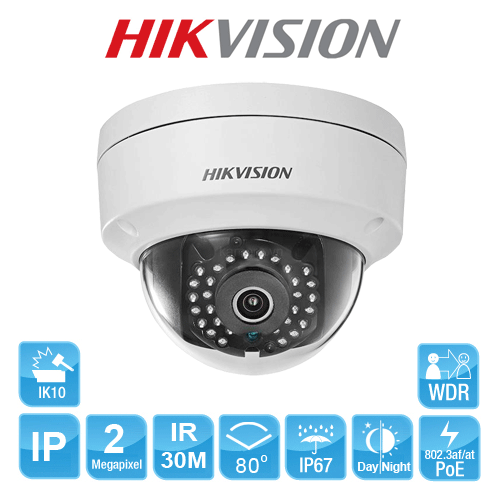 CAMERA IP HIKVISION DS-2CD1121-I