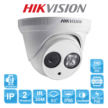 CAMERA IP HIKVISION DS-2CD2321G0-I/NF