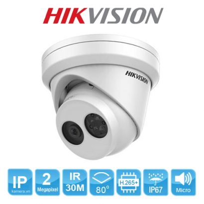 CAMERA IP HIKVISION DS-2CD2323G0-IU