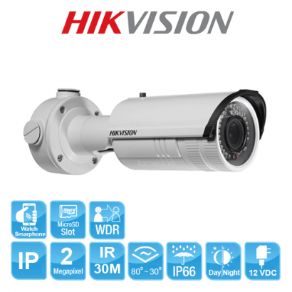 CAMERA IP HIKVISION DS-2CD2620F-I