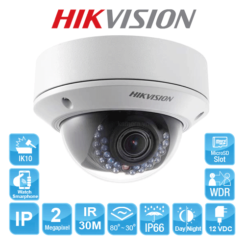 CAMERA IP HIKVISION DS-2CD2720F-I