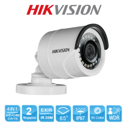 CAMERA HIKVISION DS-2CE16D3T-I3P