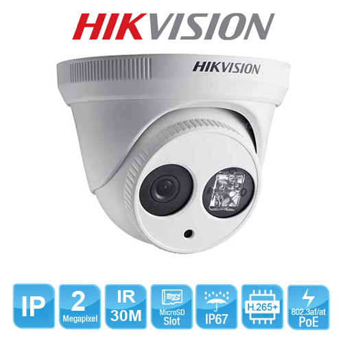 CAMERA IP HIKVISION DS-2CD2325FHWD