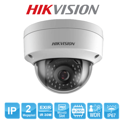 CAMERA IP HIKVISION DS-2CD2721G0-I
