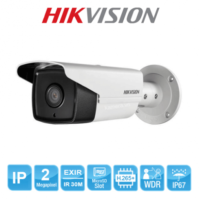 CAMERA IP HIKVISION DS-2CD2T25FHWD-I8