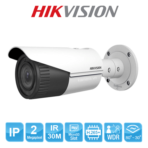CAMERA IP HIKVISION DS-2CD2621G0-IZS