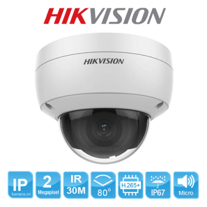 CAMERA IP HIKVISION DS-2CD2123G0-IU