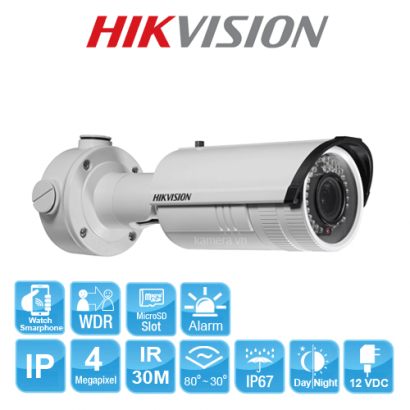 CAMERA IP HIKVISION DS-2CD2642FWD-IZS
