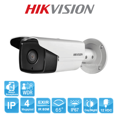 CAMERA IP HIKVISION DS-2CD2T42WD-I8