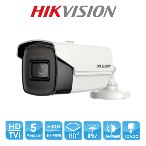 CAMERA HIKVISION DS-2CE16H8T-IT3