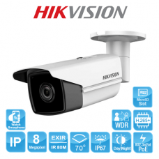 CAMERA IP HIKVISION DS-2CD2T85FWD-I8