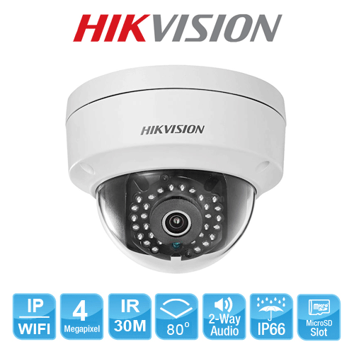 CAMERA IP HIKVISION DS-2CD2142FWD-IWS