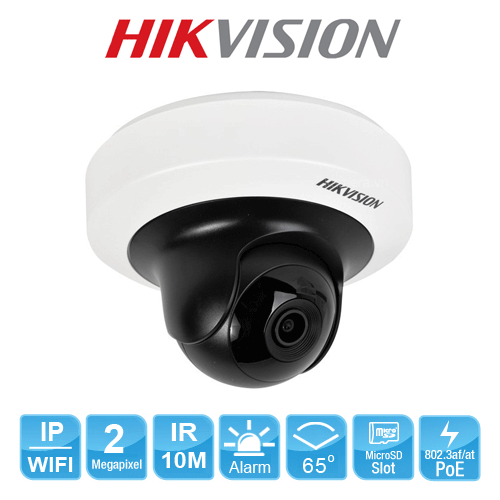CAMERA IP HIKVISION DS-2CD2F22FWD-IWS
