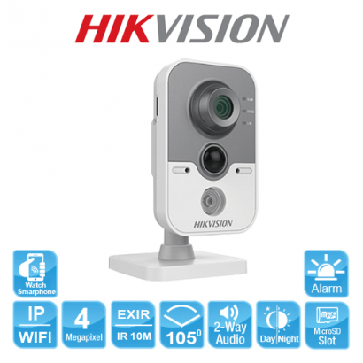 CAMERA IP HIKVISION DS-2CD2442FWD-IW (WIFI)
