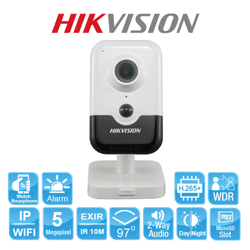 CAMERA WIFI HIKVISION DS-2CD2455FWD-IW