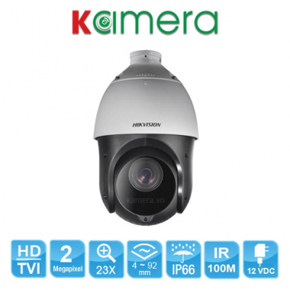 CAMERA HIKVISION DS-2AE4225TI-D