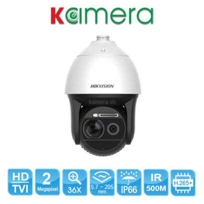 CAMERA SPEED DOME HIKVISION DS-2DF8236I5X-AELW