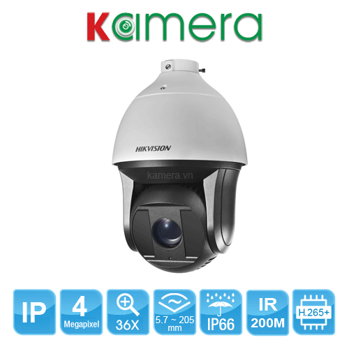 CAMERA IP HIKVISION DS-2DF8436IX-AELW