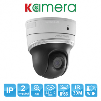 CAMERA IP SPEED DOME DS-2DE2204IW-DE3