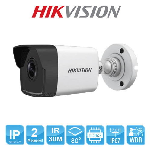 CAMERA IP HIKVISION DS-2CD1023G0E-I(L)