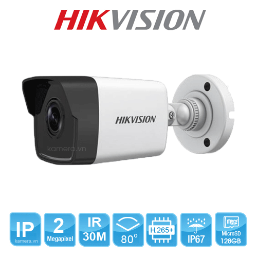 CAMERA IP HIKVISION DS-2CD1023G0E-IF