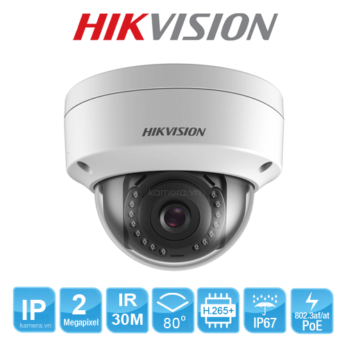 CAMERA IP HIKVISION DS-2CD1123G0E-ID