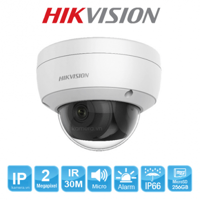 CAMERA IP HIKVISION DS-2CD2126G2-ISU
