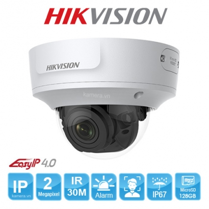 CAMERA IP HIKVISION DS-2CD2726G1-IZS