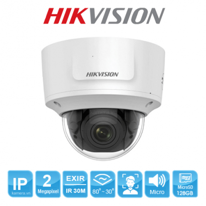 CAMERA IP HIKVISION DS-2CD2723G0-IZS