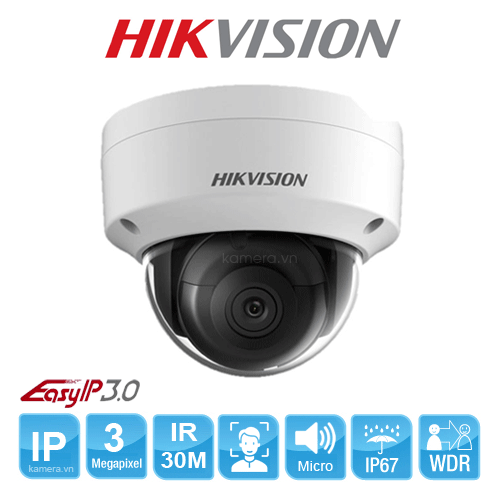 CAMERA IP HIKVISION DS-2CD2135FWD-IS