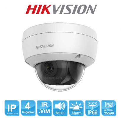 CAMERA IP HIKVISION DS-2CD2146G2-ISU