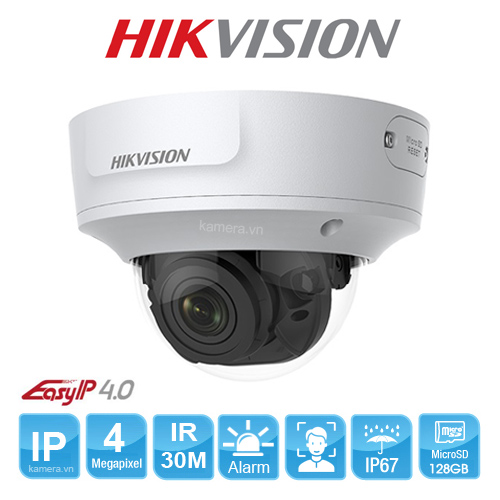 CAMERA IP HIKVISION DS-2CD2746G1-IZS