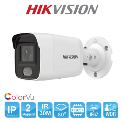 CAMERA IP HIKVISION DS-2CD2027G1-L