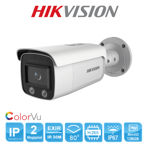 CAMERA IP HIKVISION DS-2CD2T27G1-L