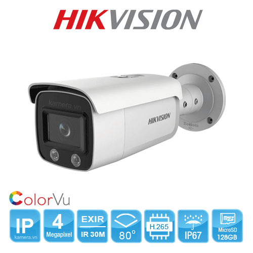 CAMERA IP HIKVISION DS-2CD2T47G1-L