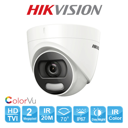 CAMERA HIKVISION DS-2CE72DFT