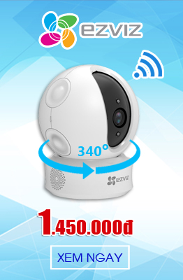 CAMERA WIFI EZVIZ CS-CV246 FULL HD