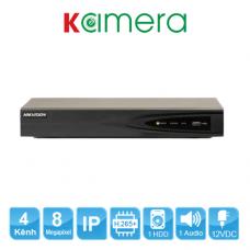 Đầu ghi hình IP HIKVISION DS-7604NI-K1