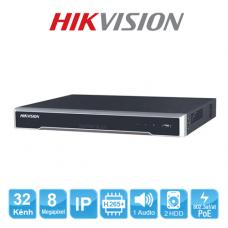 Đầu ghi hình IP HIKVISION DS-7632NI-K2/16P
